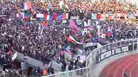 Catania La Curva Nord Trema!!!
