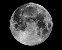 Moon -6