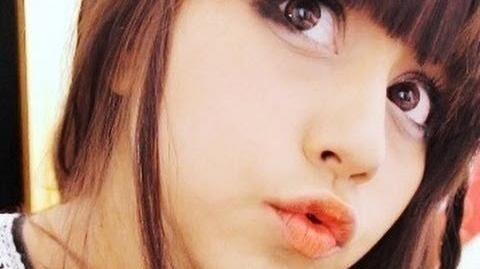 Makeup latin ulzzang ♥ maquillaje estilo ulzzang latina ♥-0
