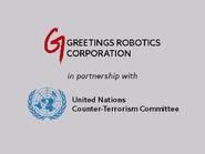 Greetings Robotics Screen