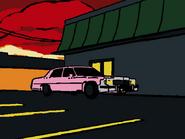 Drive thru window