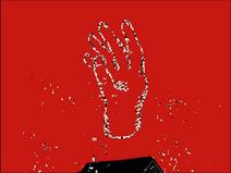 Giant hand