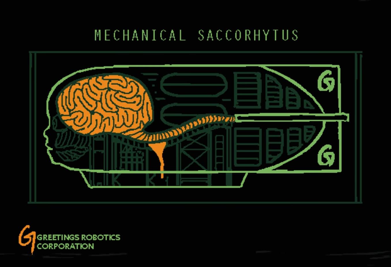 Mechanical saccorhytus
