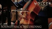 Behind Wolcen - Soundtrack recording with The City of Prague Philharmonic Orchestra