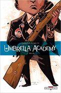 Umbrella Academy Tome 2 Cover