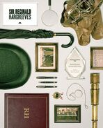 Sir Reginald Hargreeves Items