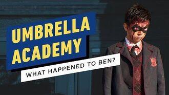 Umbrella Academy What Happened to Ben?