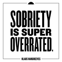 Klaus Hargreeves Quote