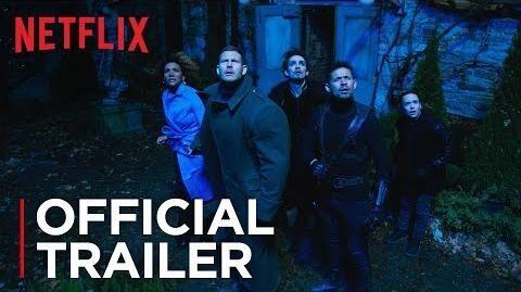 The Umbrella Academy Official Trailer HD Netflix