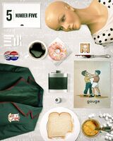 Number Five Items