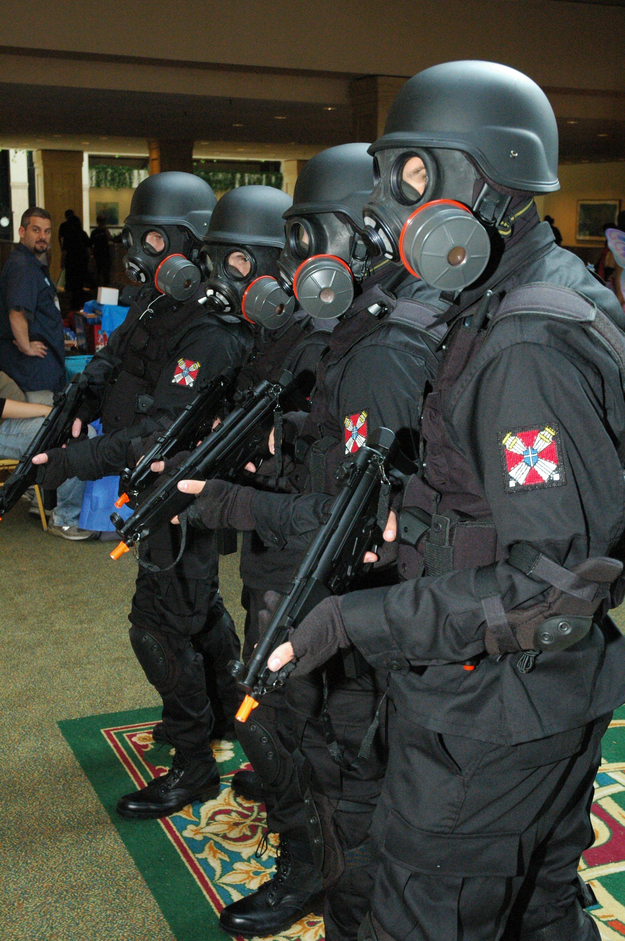 Umbrella Corporation Security | Umbrella corporation ...
