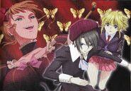 Umineko anime promotional art 4