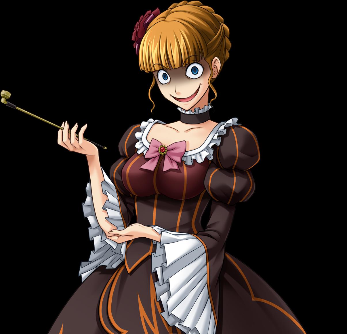 Beatrice | Umineko no Naku Koro ni Wiki | FANDOM powered ...