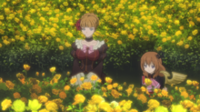 Anime ep4 sad in the golden land