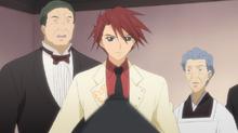 Anime ep2 battler defends kumagohda