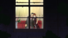 Anime ep1 eva hideyoshi