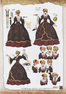 Umineko Pachinko slot artbook pg 11
