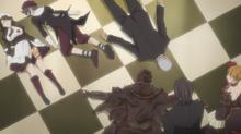 Anime ep3 study group dies