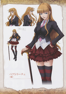Umineko Pachinko slot artbook pg 15