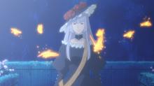 Anime ep3 virgilia appears