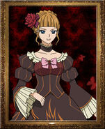Beatrice Portrait Anime