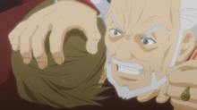 Anime ep4 krauss table