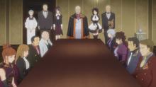 Anime ep4 kinzo conference