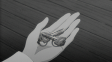 Anime ep2 letter keys
