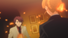 Anime ep2 battler learns everything