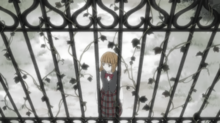 Anime ep3 young rosa fence