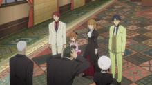 Anime ep2 gohda cant speak