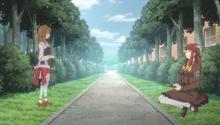 Anime ep4 maria's spirit