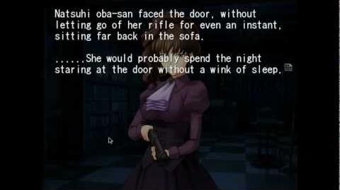 Umineko no Naku Koro Ni Episode 1 The Golden Witch Part 1 with PS3 Tweak Patch .84