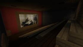 UMS cinema interior