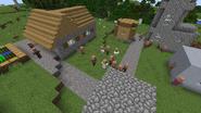 Cowville villagers
