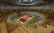 Inside Berdichevsky Arena