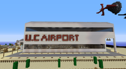 Airport side