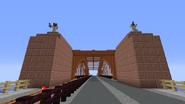 Michael Bridge statues 2