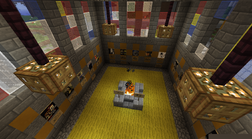 HoF Temple interior