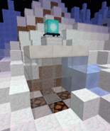 UMS Teleporter (Ice spikes)