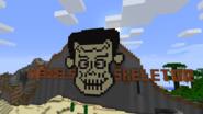 Goebbels Skeletor Pixel Art
