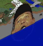 Ibrahim Mat Zin Pixel Art iso