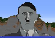 UMS Hitler Pixel Art