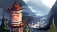 S1e10 Torre de Água Pichação Explosão-Muffin