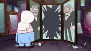 S1e11 broken mirror