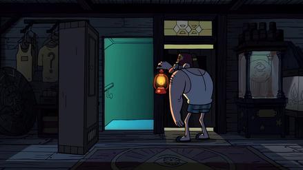 S1e1 porta secreta