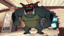S1E13 Gremloblin Angry
