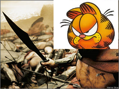 Garfield sparta