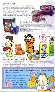 UGLY 2007 Garfield Catalog