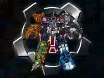 Optumus Prime Super Mode (Engergon)